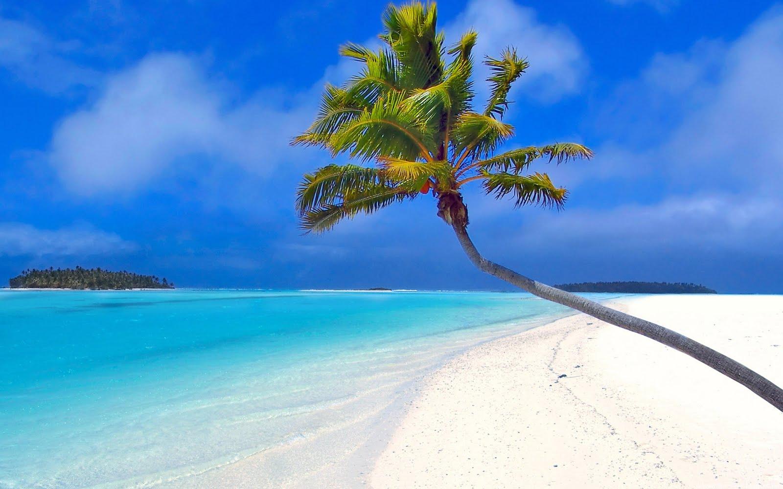 Foto Pemandangan Pantai Terbaru Dunia | Foto | Lintas ...